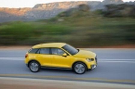 [GSM 2016] Audi ra mat Q2: xe urban crossover, dong co tu 1.0 lit, tuy chon quattro - Anh 8