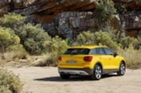 [GSM 2016] Audi ra mat Q2: xe urban crossover, dong co tu 1.0 lit, tuy chon quattro - Anh 9