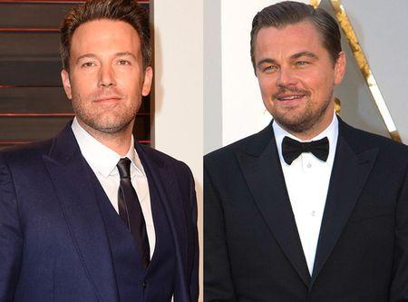 Leonardo DiCaprio mo tiec rieng mung Oscar cung Ben Affleck - Anh 1