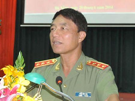 Thu truong Cong an Tran Viet Tan nghi huu - Anh 1