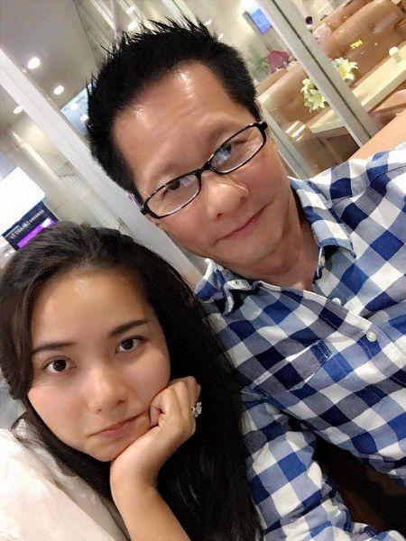 Phan Nhu Thao: 'Toi thay may man khi lay duoc chong gia' - Anh 2