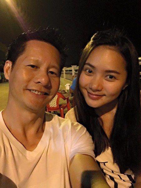 Phan Nhu Thao: 'Toi thay may man khi lay duoc chong gia' - Anh 3