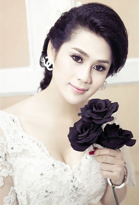 Lam Chi Khanh khong phan xet nhung se yeu khac Ho Ngoc Ha - Anh 1