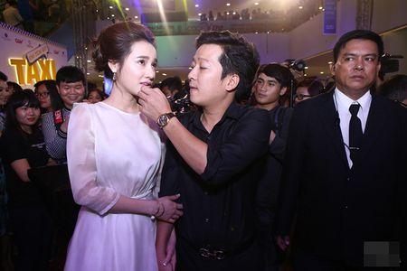 Vbiz 1/3: Truong Giang-Nha Phuong tinh tu, Quang Le than Mr Dam - Anh 1