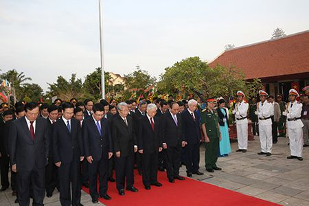 Le ky niem 110 nam Ngay sinh co Thu tuong Pham Van Dong - Anh 1