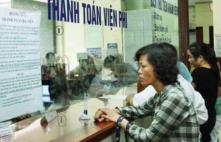 Tu hom nay (1/3) cac benh vien chinh thuc tang vien phi - Anh 1