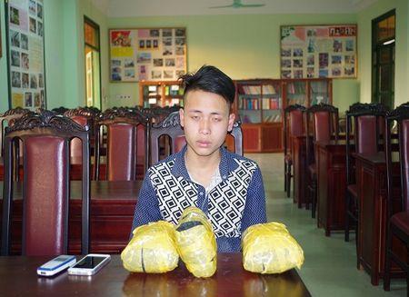 Bat doi tuong van chuyen 3kg ma tuy tu Trung Quoc ve Viet Nam - Anh 1