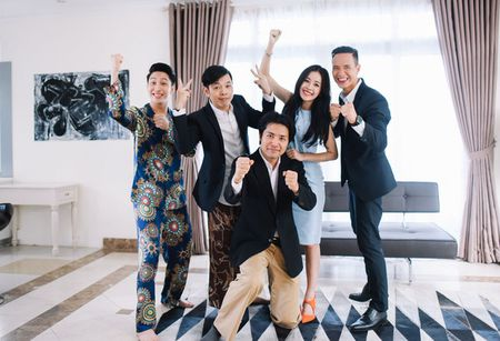 Chi Pu tham gia bom tan hanh dong cung Thai Hoa, Kim Ly - Anh 2