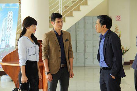 Ngoc Lan lai vuong 'tinh tay ba' voi Huy Khanh - Anh 3