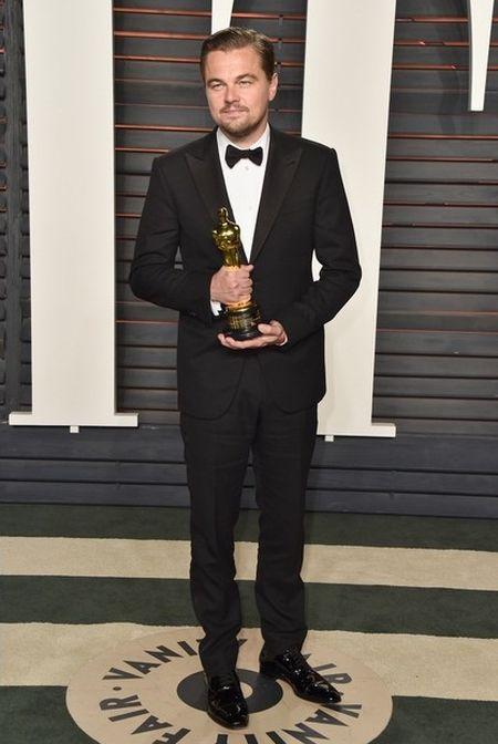 """Mai vui, Leo DiCaprio """"bo quen"""" ca tuong vang Oscar - Anh 1"""