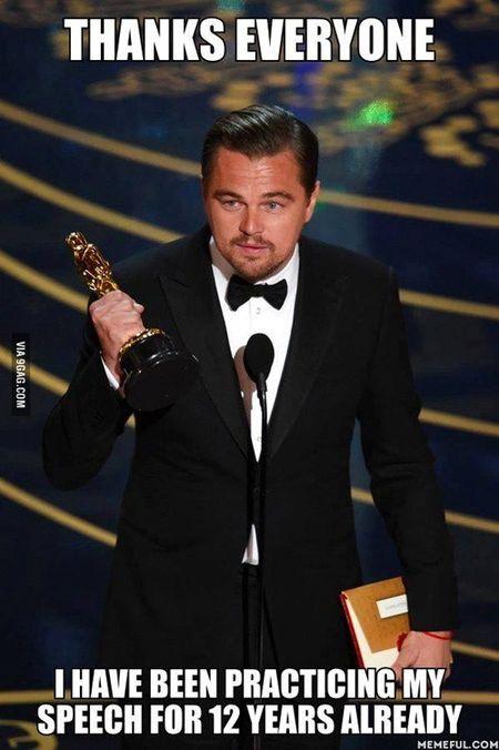 """Mai vui, Leo DiCaprio """"bo quen"""" ca tuong vang Oscar - Anh 2"""