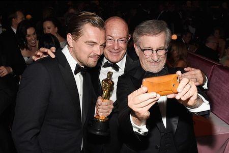 """Mai vui, Leo DiCaprio """"bo quen"""" ca tuong vang Oscar - Anh 4"""