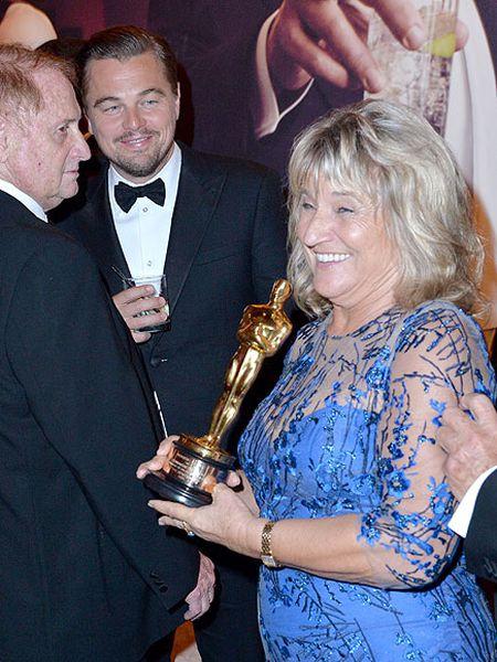 """Mai vui, Leo DiCaprio """"bo quen"""" ca tuong vang Oscar - Anh 6"""