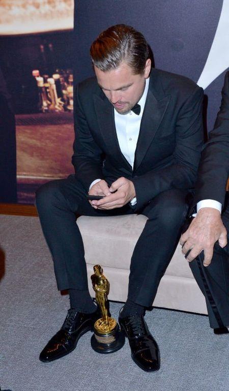 """Mai vui, Leo DiCaprio """"bo quen"""" ca tuong vang Oscar - Anh 7"""
