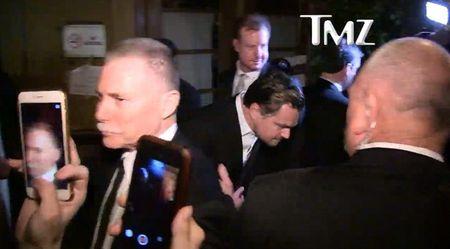 """Mai vui, Leo DiCaprio """"bo quen"""" ca tuong vang Oscar - Anh 8"""