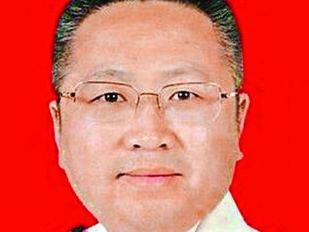 Thieu tuong Hai quan Trung Quoc bi dieu tra tham nhung - Anh 1