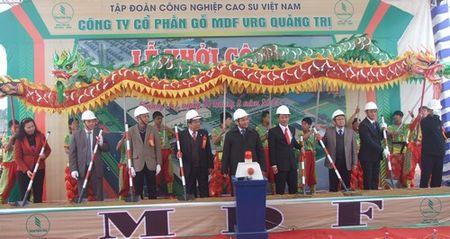 Cac du an tai KCN, KKT Quang Tri: Khang dinh hieu qua dau tu - Anh 1
