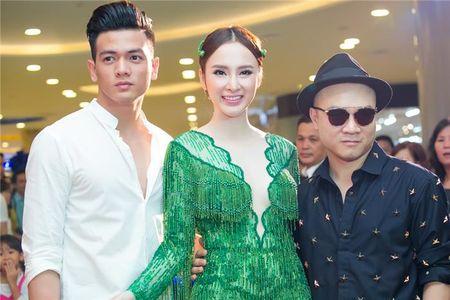 "Angela Phuong Trinh ""lan at"" Nha Phuong - Truong Giang tren tham do - Anh 7"