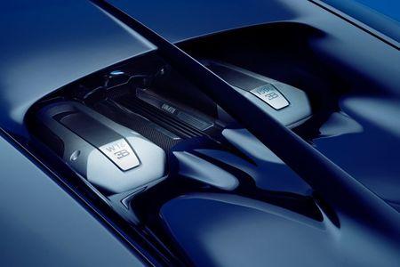 Bugatti Chiron - dong co W16, 1.500 ma luc, 500km/h, 2,7 trieu USD - Anh 11