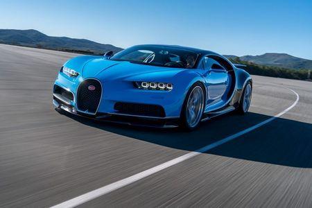 Bugatti Chiron - dong co W16, 1.500 ma luc, 500km/h, 2,7 trieu USD - Anh 1