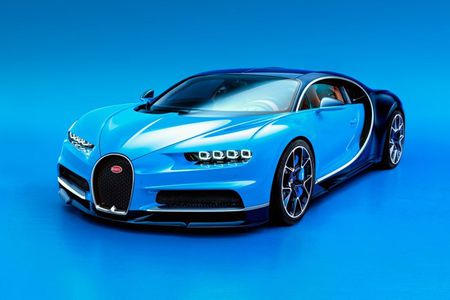 Bugatti Chiron - dong co W16, 1.500 ma luc, 500km/h, 2,7 trieu USD - Anh 6