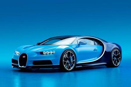 Bugatti Chiron - dong co W16, 1.500 ma luc, 500km/h, 2,7 trieu USD - Anh 7