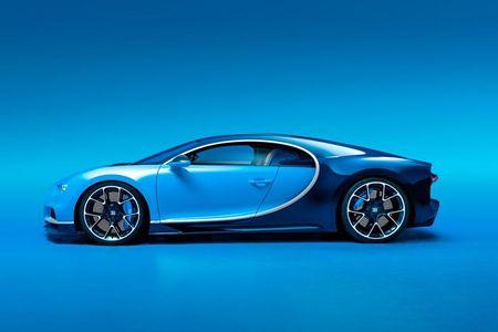 Bugatti Chiron - dong co W16, 1.500 ma luc, 500km/h, 2,7 trieu USD - Anh 8