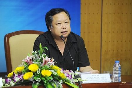 Nhac si Luong Minh dot quy qua doi sau liveshow The Remix - Anh 1