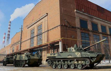 Hang san xuat thiet giap BMP Nga bi kien buoc pha san - Anh 1