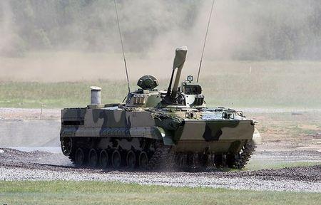 Hang san xuat thiet giap BMP Nga bi kien buoc pha san - Anh 2