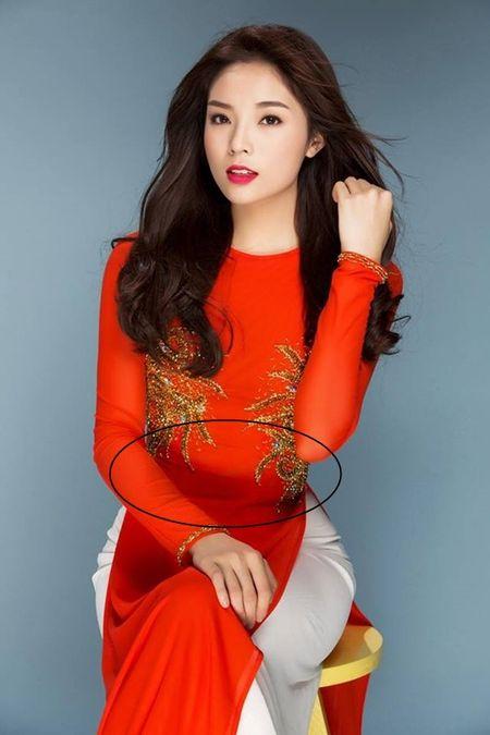 Ky Duyen lai 'hung gach' vi loi photoshop - Anh 1
