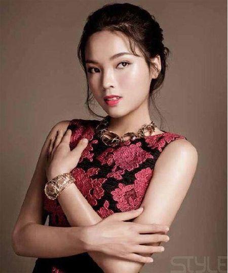 Ky Duyen lai 'hung gach' vi loi photoshop - Anh 3