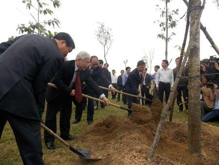 Quang Ngai: Ky niem 110 nam ngay sinh co Thu tuong Pham Van Dong - Anh 3