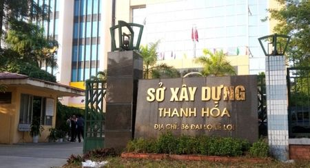 Thanh Hoa: Ky luat can bo So Xay dung danh bac tai co quan - Anh 1
