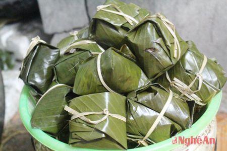 Het tet, banh chung Vinh Hoa van dat hang - Anh 4