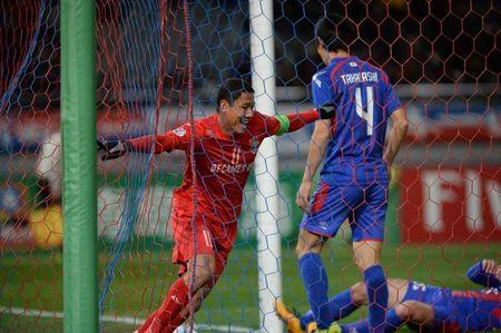 Chong bong bong kem, B.Binh Duong thua tran dang tiec truoc FC Tokyo - Anh 1