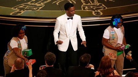 Nhung khoanh khac dang nho tai Oscar 2016 - Anh 2