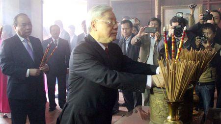 Ky niem 110 nam ngay sinh co Thu tuong Pham Van Dong - Anh 1