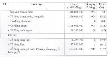 TTF: Da phat hanh 4.5 trieu cp de hoan doi - Anh 1