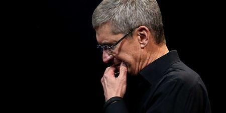 CEO Apple co the ngoi tu vi bat hop tac voi FBI - Anh 1