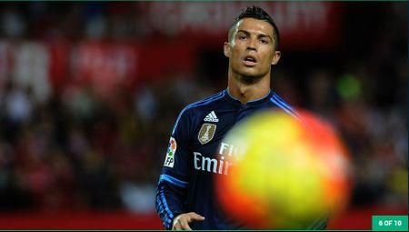 Ronaldo da choi kem o cac tran cau dinh nhu the nao? - Anh 5