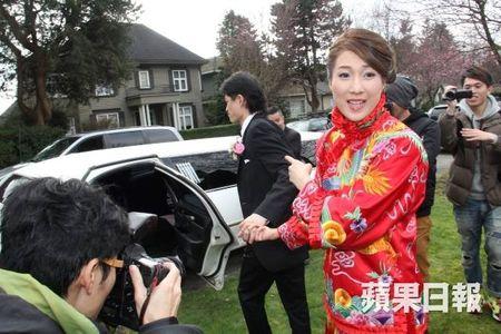 Chung Gia Han thue xe limousine giam gia de ruoc dau - Anh 1