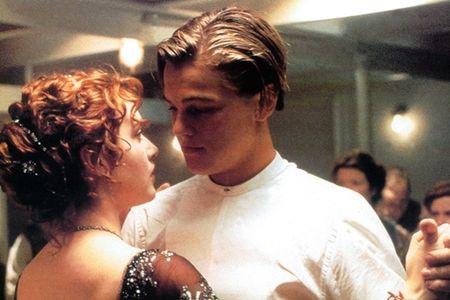 Tinh ban dep hai thap nien cua cap doi 'Titanic' - Anh 1