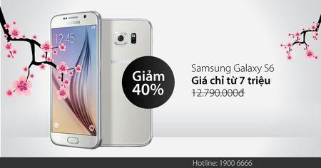 Galaxy S7 ra mat, S6 tien nhiem ha gia den 6 trieu dong - Anh 4
