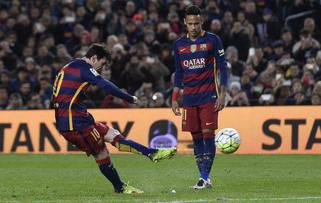 Ven man cong thuc sut phat cua Messi - Anh 1