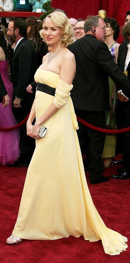 Thoi trang bau tinh te tren tham do Oscar - Anh 8