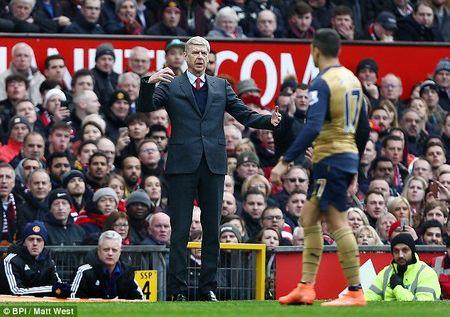 Arsenal khong vo dich, hay tong khu Wenger! - Anh 1