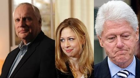 Con gai Hillary noi gi truoc cau hoi 'khong phai con de cua Clinton'? - Anh 1