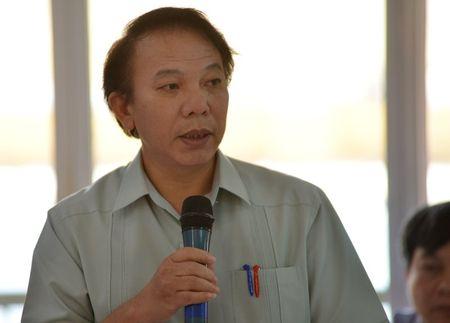 Bi thu Thang: May cha DN vi pham, sao khong doi thoai? - Anh 1