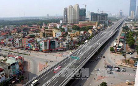 Sap khoi cong Du an cau can Mai Dich – Nam Thang Long - Anh 1